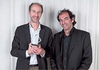 Marc Adamowicz, Happyview.fr, et Eric Chemouny, Hybris Software.
