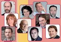 Les personnalités en lice pour l'élection et les partenaires des Trophées se sont réunies, le 13 septembre 2012, lors d'un petit-déjeuner de préparation, au Pavillon Gabriel, dans le VIIIe arrondissement de Paris.