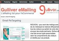 Gulliver Retargeting: e-mail retargeting au service du ROI