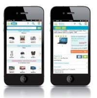 Le mobile, canal majeur pour Rue du Commerce