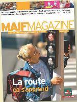 Maif Mag: 2,5 millions d'exemplaires, en papier 100% recyclés.