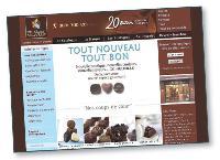 Le site internet est un nouveau support de vente et d'aide aux boutiques.