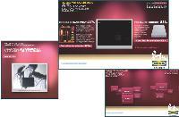 Le site propose une interprétation individualisée et des liens vers les rubriques d'ikea.fr.