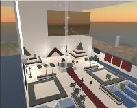 A l'instar de Wunderman ou de Leo Burnett, Draft FCB a ouvert une agence virtuelle sur Second Life.