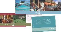 Le Club Med a créé un mailing riche et détaillé sur ses prestations haut de gamme afin de séduire une clientèle âgée et à fort pouvoir d'achat.