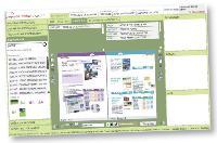 Pageondemand.com permet de réaliser un catalogue à la fois papier et on line.