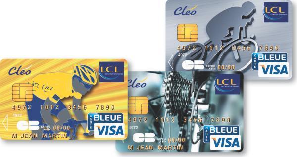 Carte Bancaire Jaune.Lcl Roule Pour Le Tour De France