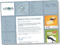 DNA est un site vitrine qui met en valeur l'expertise et la connaissance du marché de chaque partenaire local.