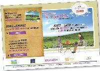Le jeu-concours commandé par Chateauonline s'appuyait notamment sur un site web événementiel: www.voyagedanslevignoble.com.
