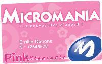 Avec sa carte de fidélité Pink, Micromania cible les femmes, un segment qui représente 39% des joueurs.