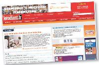 Outre le site portail éponyme, L'Etudiant lance Cmonrezo.fr et Pourseformer.fr.