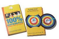 L'APF a opté pour une rupture de ses codes de communication pour ce mailing «100 % différents» en utilisant une enveloppe sous forme de boîte comprenant, entre autres, un CD.