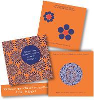 Dans chacune de ses communications, comme dans ce mailing «illusion d'optique», ING Direct utilise les couleurs vives orange et bleu tout en adoptant une certaine impertinence de ton.