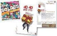 Sport 2000 a recours au mailing papier dans l'objectif de créer du trafic en magasin.