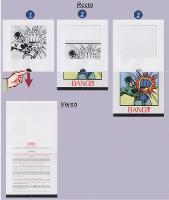 Wunderman a imaginé pour Xerox un mailing qui met en scène le passage à la couleur grâce à un système de tirette.