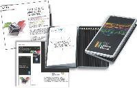 Les mailings de Sony, grâce à des applications qualitatives et sophistiquées, apportent un sentiment d'exclusivité.