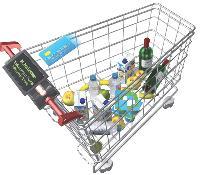 clients magasin montant panier moyen