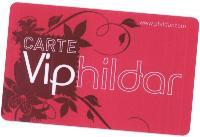 La carte VIP Phildar est proposée aux clientes, y compris à celles possédant l'ancienne version, au prix de 6 euros.
