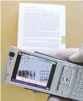 Skoda fait régulièrement la promotion d'un numéro de téléphone (le 31005). En le composant, le mobinaute peut recevoir par SMS l'adresse du distributeur le plus proche.