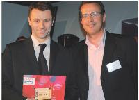 Vincent Bernard (Virgin Mobile) et Frédéric Grelier (Acxiom France).