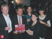 Serge Hauser (The CRM Company), Pierre-Yves Morvan (Yves Rocher), Aurélia Havet (The CRM Company), Elodie Dorfiac (Yves Rocher), Diane Lapeyre (The CRM Company).