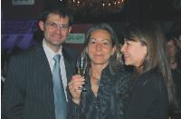 Jérôme Toucheboeuf (FullSIX), Marie-Juliette Levin (Marketing Direct), Ethel Bachellerie (FullSIX).