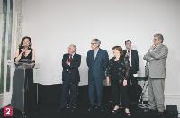 2 Les anciens présidents du SNCD: Marcel Spaulding, Pascal Bono, Chantai Sellier et Alain Gosset (mais aussi Olivier Monin, Raymond Folliet, Jean-Paul Vouhé, cités).