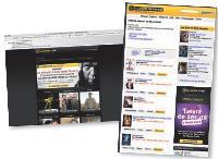 L'abonné reçoit des newsletters et des alertes adaptées à ses goûts cinématographiques et comportant les séances du jour.