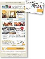 D'ici à deux ans, la carte de fidélité devrait être commune à tous les hôtels lu groupe.
