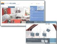 Sur Conforama.fr, l'internaute peut choisir ses propres plans de cuisine, et sur Longchamp.com fabriquer son sac.