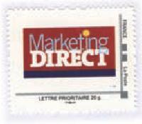 Les offres de La Poste vont du timbre personnalisé aux cartes publicitaires personnalisables.