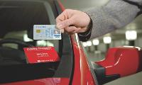 Avec la carte Cornercard Pay&Go, le client de Mobility Carsharing réserve, paie et ouvre les véhicules de location.