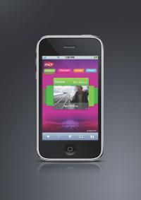La SNCF a confié à l'agence Backelite la conception du portail de l'iPhone