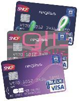 La SNCF lance la carte Regliss, une carte prépayée et rechargeable destinée aux jeunes âgés de 12 à 25 ans.