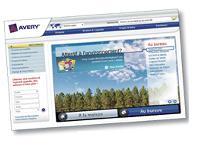 Sur le nouveau site internet de la marque, les internautes peuvent choisir d'entrée de jeu leur univers, «maison» ou «bureau».