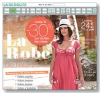 Grâce à sa nouvelle solution marketing, La Redoute peut réagir au comportement du client sur le site.
