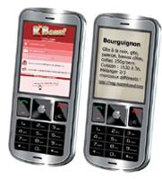 Une opération mobile relayée via le site succesboeuf.com, par le jeu-concours «instant gagnant».