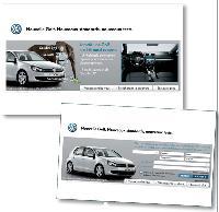 Pour vendre ses véhicules à des prospects qualifiés, la marque se lance dans une stratégie de prospection on line.