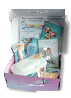 Dans les maternités, 95% des mamans reçoivent de family service une«boîte rose» avec des produits de grandes marques.