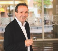 Nicolas Sireyjol, DG France American Express