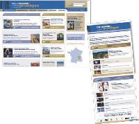 Accessible via le site Figaro.fr l'offre «privilèges» s'inscrit dans le prolongement éditorial et graphique du quotidien en ligne.
