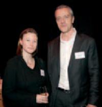 Chantal Patarin (Soft Computing) et Laurent Dufaud (Editialis).