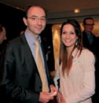 Thierry Alingrin (Amabis) et Emilie Requet (Géronimo Direct).