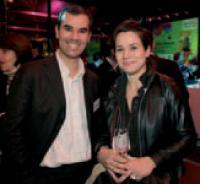 Stéphane Fauchet (Editialis) et Géraldine Sivel (LoyalTouch).