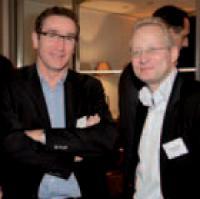 Bruno Watine (Golden Eyes) et Pascal Boulnois (Cabinet Vertone).