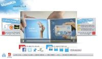 La Caisse d'Epargne étoffe son réseau de supporters en se déployant sur le Web communautaire pour lancer sa carte bancaire affinitaire aux couleurs de l'OM.