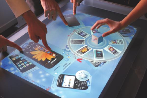 table tactile microsoft