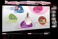 L'agence Junium a mené une campagne de prévention à destination des jeunes contre la maladie de Crohn avec notamment ce site dédié.