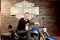 FRANCOIS TARROU, DIRECTEUR MARKETING HARLEY-DAVIDSON FRANCE
