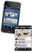 L'ambition d'Accor avec son arsenal mobile en 2012 25 % de ses réservations en ligne